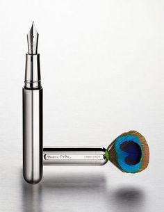 Mario Botta Limited Edition Fountain Pen by Caran D'Ache