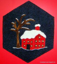 hexagon stitching society   Stitching Society