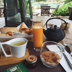 Morning relax!  villavanille morning saturday weekend morningslikethese breakfast withviewhellip