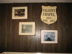 This is the interior of the Talcott Chapel/Church at Rockford College (I am NOT calling it Rockford University)
