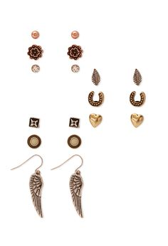 Free Spirit Earring Set   FOREVER21 #F21FreeSpirit #Accessories