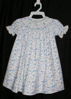 How to make a Bishop Dress