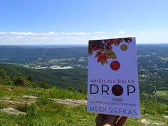 Summer reading after a hike up Mount Greylock in the #Berkshires. Where are you reading #memoir #WhenAllBallsDrop? Get a copy of your own: http://www.amazon.com/When-All-Balls-Drop-Everything/dp/1627871217/ref=sr_1_1?s=books&ie=UTF8&qid=1438895719&sr=1-1&keywords=when+all+balls+drop #memoir #books #inspiration