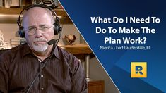 """What Do I Need To Do To Make The """"Get Out Of Debt"""" Plan Work?"""
