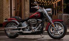 Harley Davidson Softail Fat Boy 2015