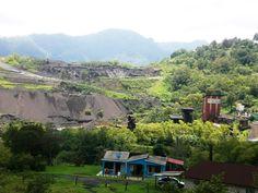Mina de manganeso en nonoalco, municipio de Xochicoatlán Hgo.