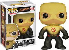 Funko Pop! TV The Flash Reverse Flash Vinyl Figure