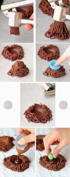 Cupcakes fondant easter cake tutorial 66 Ideas for 2020 Easter Cookies, Easter Treats, Easter Cake, Easter Food, Cake Decorating Tips, Cookie Decorating, Easter Recipes, Holiday Recipes, Cookie Recipes