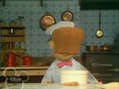Oh, how I love the Swedish Chef!
