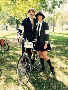 Tweed Ride Toronto 2014 Trinity Bellwoods