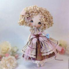 Купить Лёля - коллекционная кукла, ручная работа, малышка, лучший подарок девушке, лучший подарок