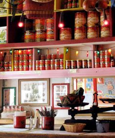 Mexi&Co.: A Mexican grocery store/restaurant in Paris.