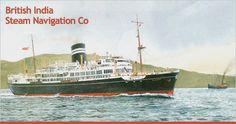 British India Steam Navigation Co. - B.I.
