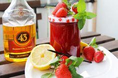 Likör 43 Erdbeer-Marmelade | Stadt-Land-Food