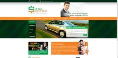 Cifra Santos - Desenvolvimento de site