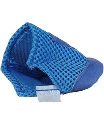 $15.99 Mini Meshies by Barko Booties - Blue (small breed)
