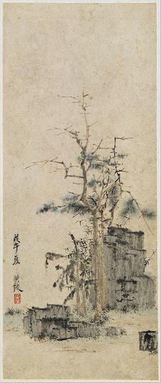 Chen Hongshou  (Chinese, 1599–1652)