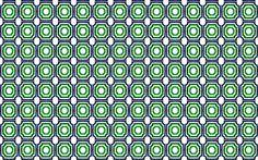 viv_JewelBox_BlueEmeraldwp fabric by cest_la_viv on Spoonflower - custom fabric