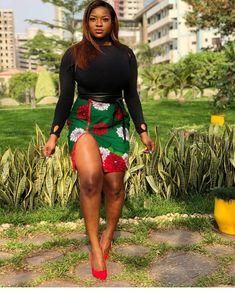 The Fashion Bug | 15 Stylish Ankara Dress Gowns Skirts