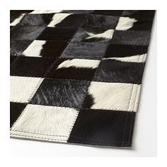 Kornum Cow Hide Ikea The Cowhide Is Naturally Durable And Will Last For Many Years
