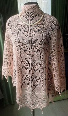Ravelry: Lily-of-the-Valley-Rosea pattern by Alla Borisova