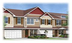 New homes in Eagan, MN - Nicols RIdge Revere Exterior