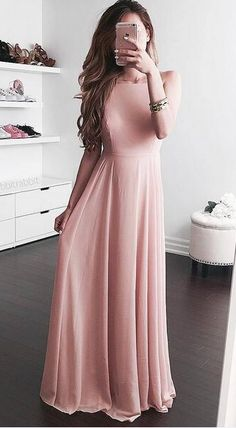 Charming Chiffon Prom dress, sexy prom dress,Charming prom dress, long prom dress,prom dresses, elegant prom dress, prom dress