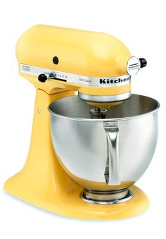 kitchenaid artisan mixer buttercup: you will be mine one day