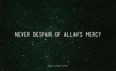 Quran 39:53 Originally found on: idayumumtaz