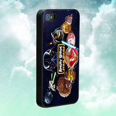 ANGRY BIRD STAR WARS for iPhone 4/4s/5/5s/5c, Samsung Galaxy s3/s4 – Sopive