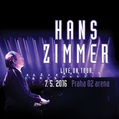 Hans Zimmer Live On Tour Musicals, Tours, Live, Concert, Artist, Fictional Characters, Hans Zimmer, Artists, Concerts