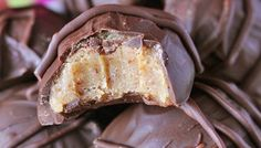 Paleo Chocolate Covered Caramels