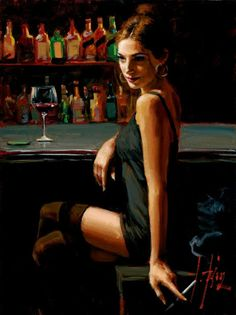 Interview with Fabian Perez - all the romance we left behind | Down Town Cabana