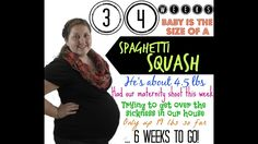 34 Week Pregnancy Update ♥