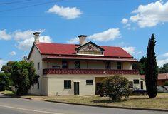Kenmore Hotel, Goulburn, NSW by dunedoo, via Flickr