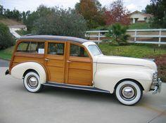 1940 Oldsmobile Woody