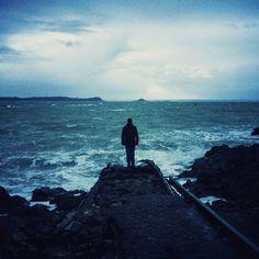 Sea Friedrich Romanticism Traveller
