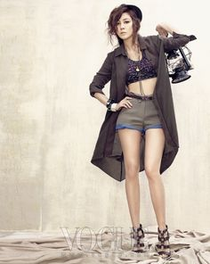 Kim Ha Neul #Vogue 07/2011