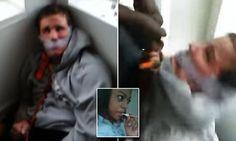 Four arrested after man being tortured was streamed live on Facebook