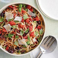Pasta Puttanesca | CookingLight.com