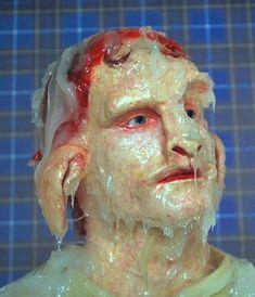Matthew Barney, Cremaster 4, le Loughton Candidate, photographie de film. ©1994 Matthew Barney, photo Michael James O'Brien, courtesy Gladstone Gallery, New York