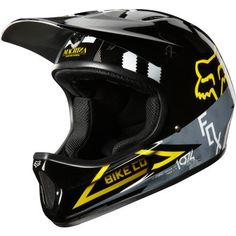 Fox Rampage Cycling Helmet, Black/Yellow, Large  for more details visit :http://sports.megaluxmart.com/
