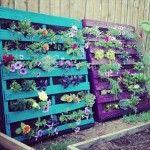 DIY Pallet Gardens – 20 Creative Ways to Use Pallets