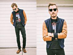 varsity jacket <3