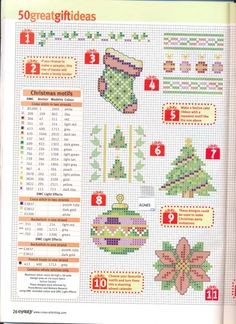 (1) Gallery.ru / Фото #15 - Cross Stitch Crazy 091 ноябрь 2006 - tymannost