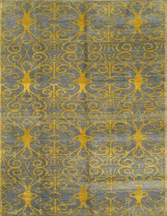 Muna Home, the carpet brand of combinations and cultural mixtures Grey Yellow, Green And Grey, Carpet Brands, Painting Carpet, Rugs On Carpet, Carpets, Grey Carpet, Wall Sticker, Decorative Items