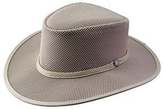 Head  N Home - Cabana Latte SolAir Breathable Mesh Shade Hat - Size Large  Head 0efa3b97ae2b