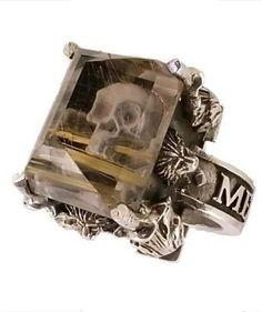 ☆ Skull Ring ☆