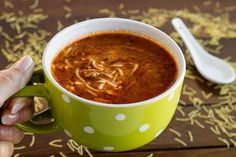 [Shutterstock] Soup Stock Image, Chili, Food And Drink, Appetizers, Lunch, Cooking, Recipes, Soups, Greek Dishes
