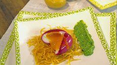 Ein besonders hübsches und pfiffiges Gericht, ein kleiner Imbiss oder auch ein Hingucker: Alles in einem Menü!